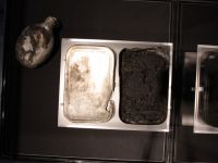 Hiroshima Peace Museum 13 - charred lunch box